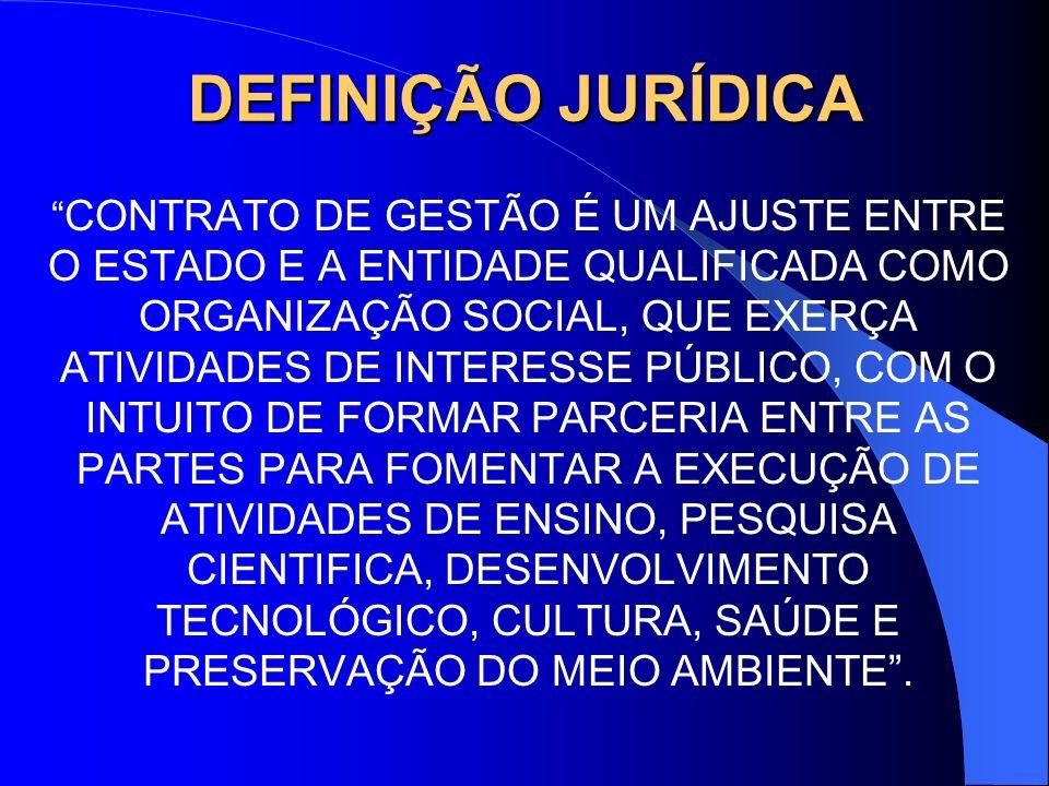 DEFINIÇÃO JURÍDICA