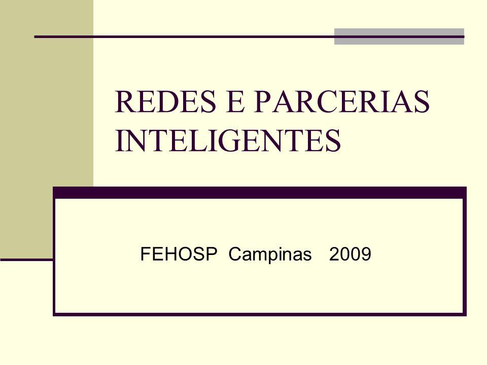REDES E PARCERIAS INTELIGENTES