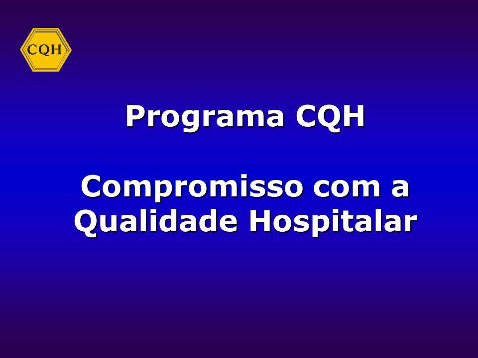 Programa CQH Compromisso com a Qualidade Hospitalar
