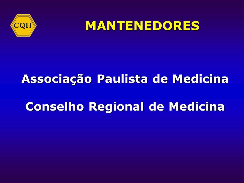 Associação Paulista de Medicina Conselho Regional de Medicina