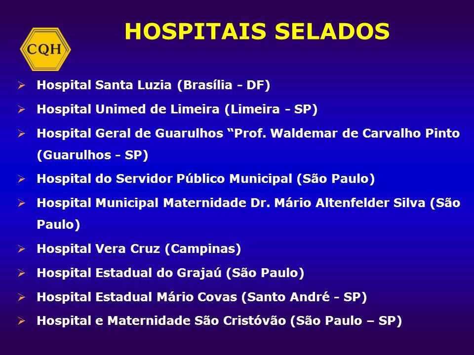 HOSPITAIS SELADOS Hospital Santa Luzia (Brasília - DF)