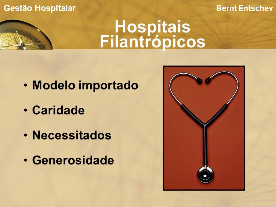 Hospitais Filantrópicos