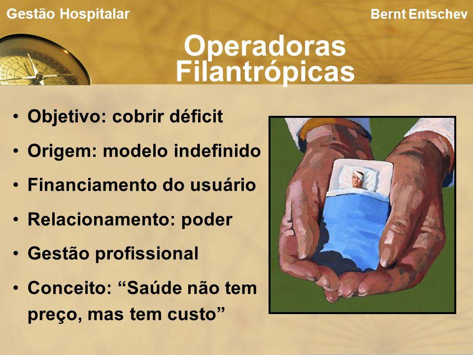 Operadoras Filantrópicas