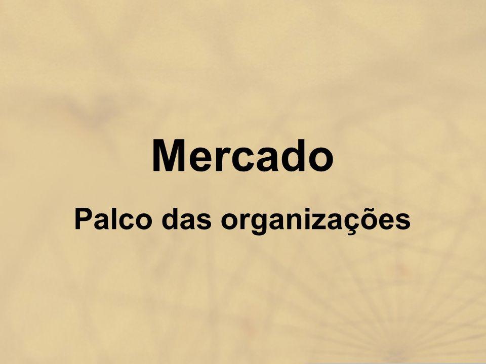Palco das organizações