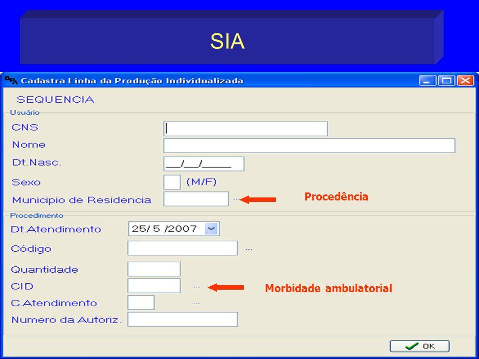 Morbidade ambulatorial