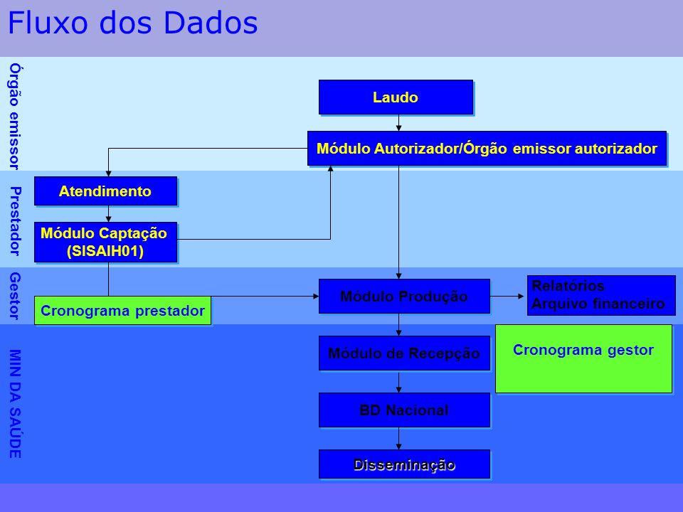 Módulo Autorizador/Órgão emissor autorizador