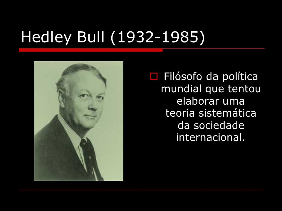 hedley bull the anarchical society pdf