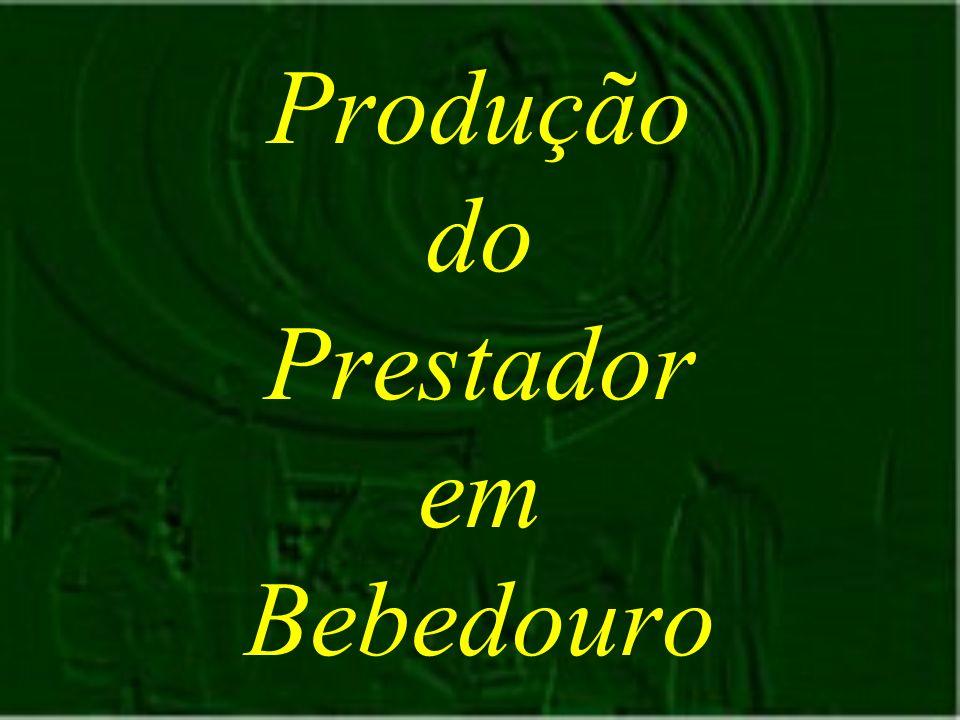 Produção do Prestador em Bebedouro