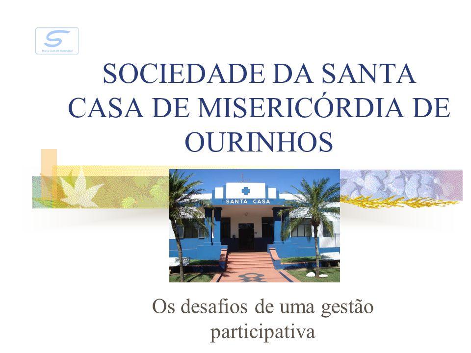 SOCIEDADE DA SANTA CASA DE MISERICÓRDIA DE OURINHOS