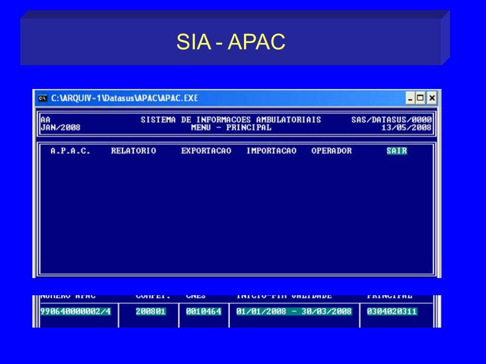 SIA - APAC