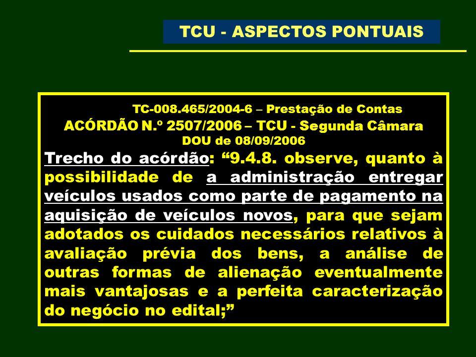 TC-008.465/2004-6 – Prestação de Contas