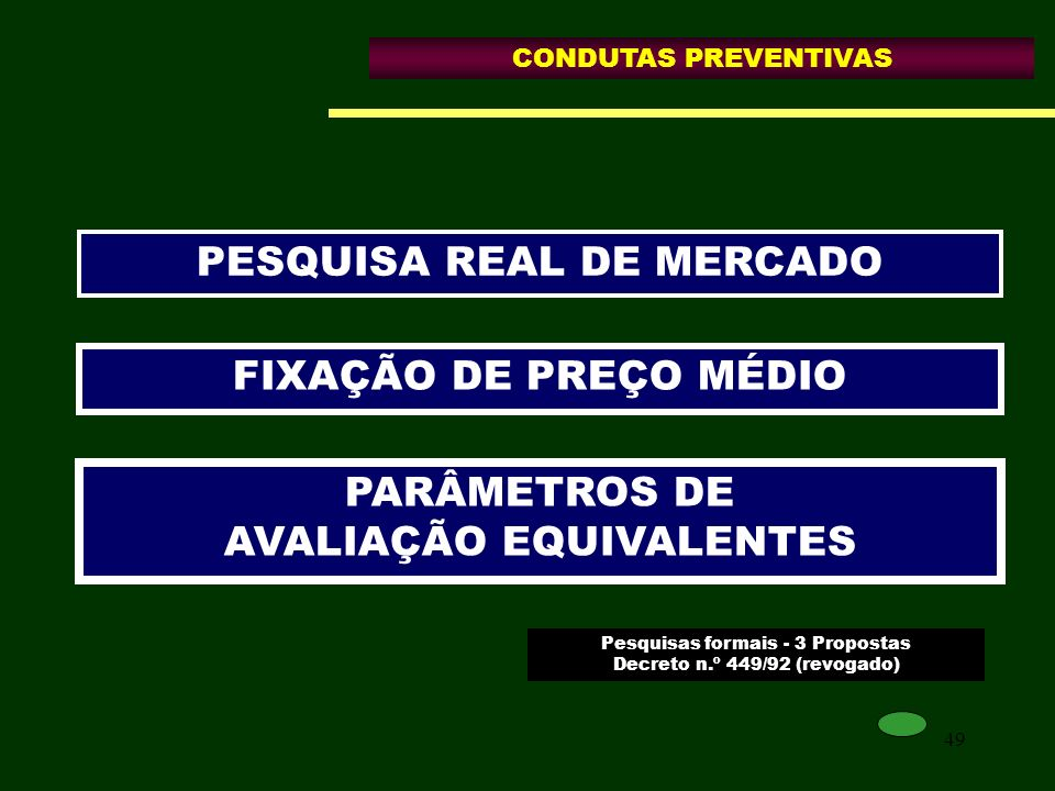 PESQUISA REAL DE MERCADO