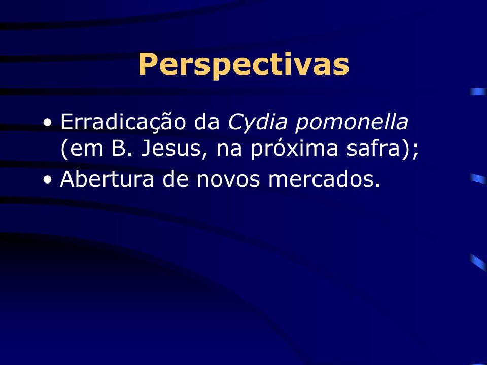 PerspectivasErradicação da Cydia pomonella (em B.