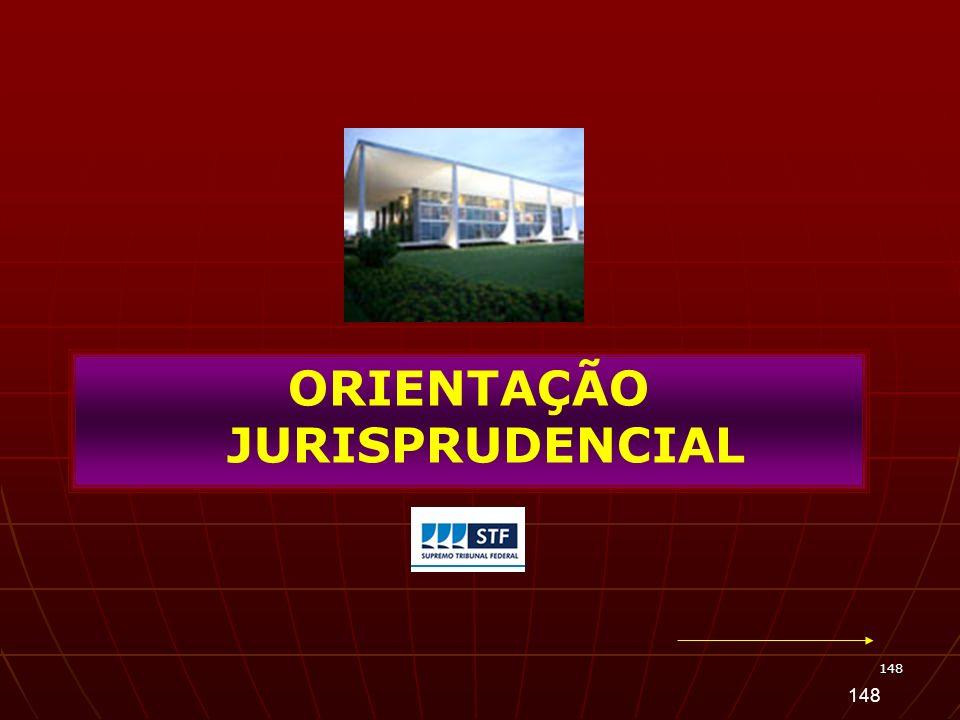 ORIENTAÇÃO JURISPRUDENCIAL