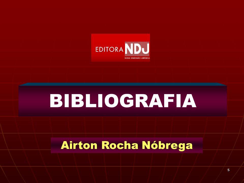BIBLIOGRAFIA Airton Rocha Nóbrega 5