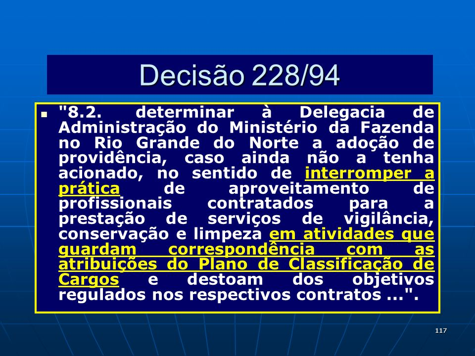 Decisão 228/94