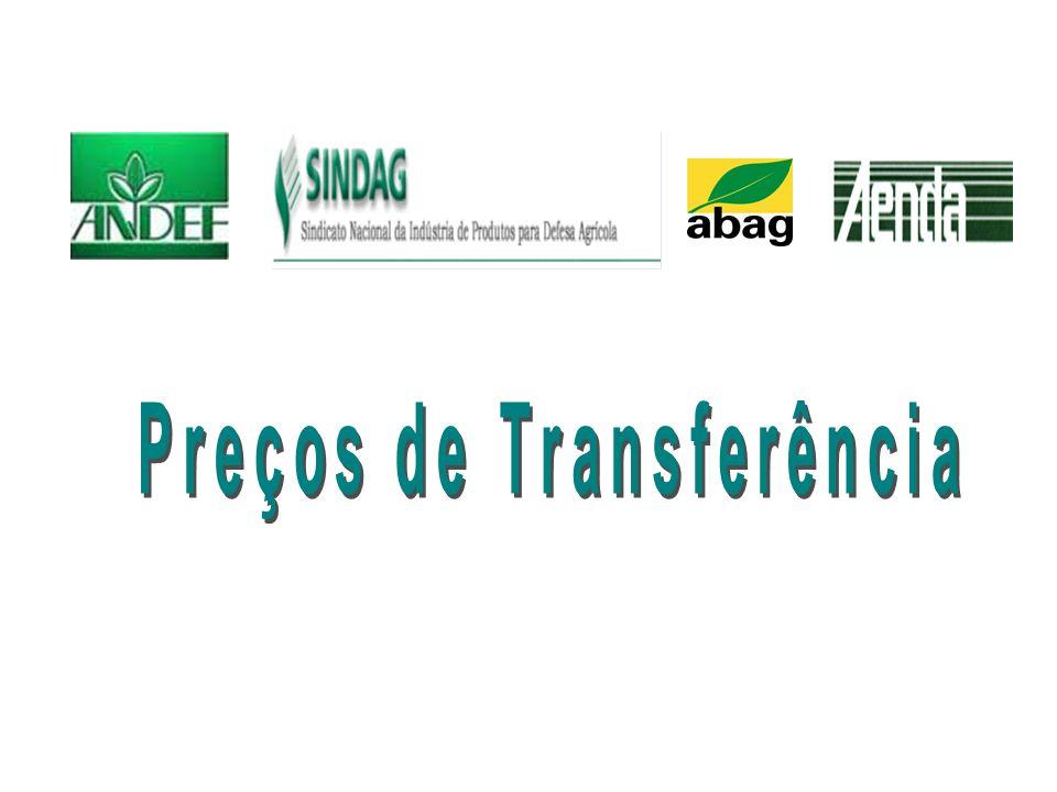 Preços de Transferência