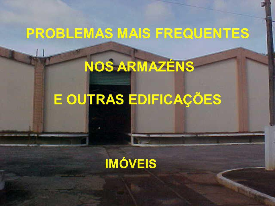 PROBLEMAS MAIS FREQUENTES