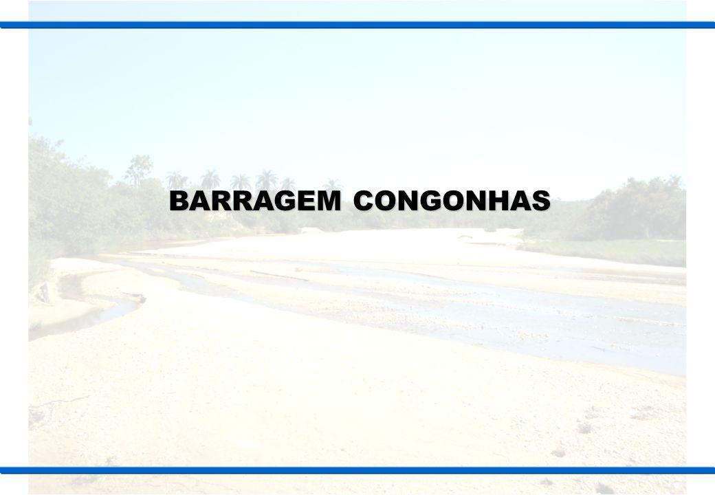 BARRAGEM CONGONHAS