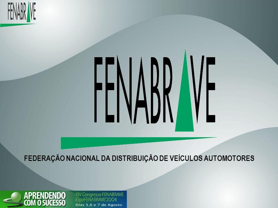 FEDERAÇÃO NACIONAL DA DISTRIBUIÇÃO DE VEÍCULOS AUTOMOTORES
