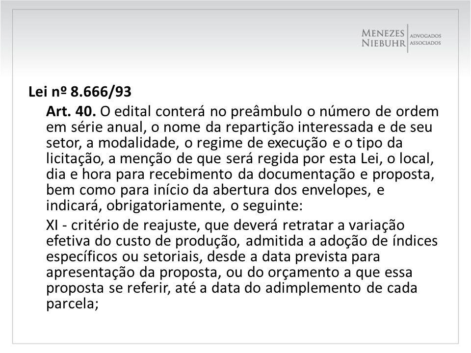 Lei nº 8.666/93