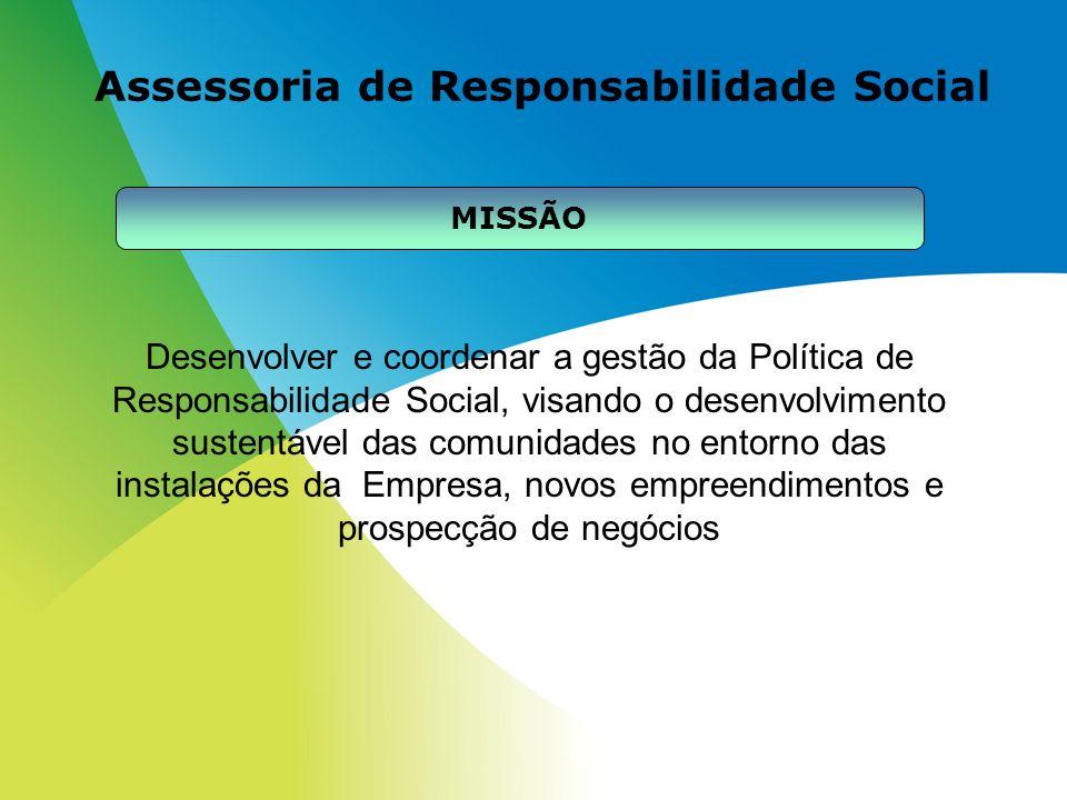 Assessoria de Responsabilidade Social