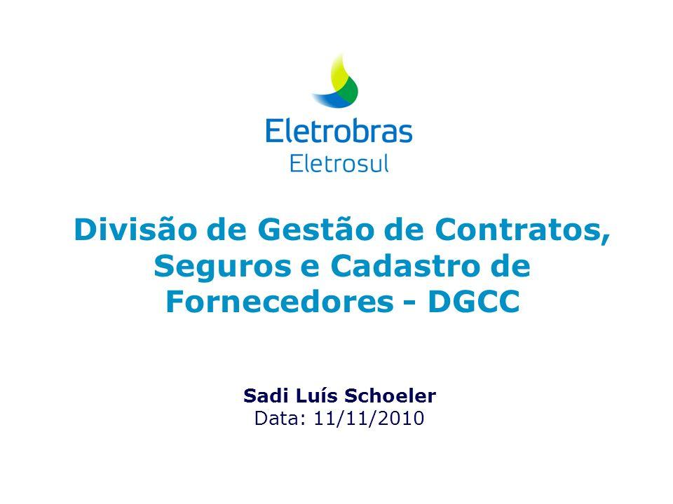 Sadi Luís Schoeler Data: 11/11/2010