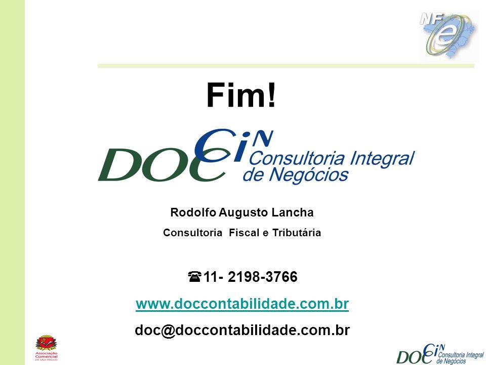 Rodolfo Augusto Lancha Consultoria Fiscal e Tributária