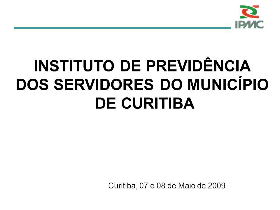 INSTITUTO DE PREVIDÊNCIA DOS SERVIDORES DO MUNICÍPIO