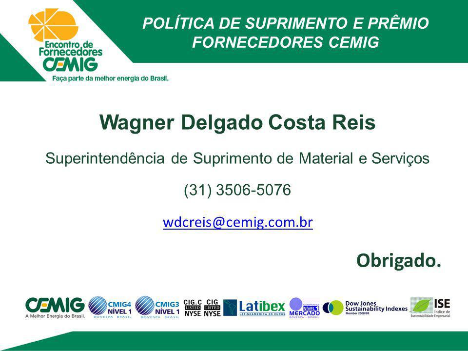 Wagner Delgado Costa Reis