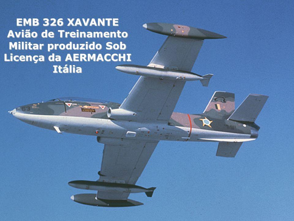 Licença da AERMACCHI Itália