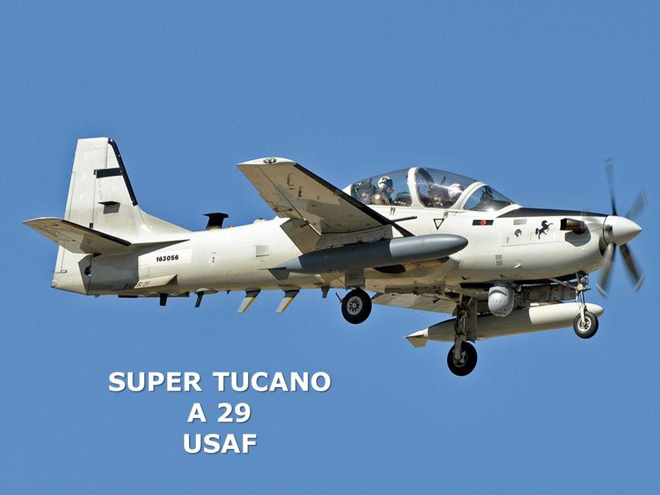 SUPER TUCANO A 29 USAF