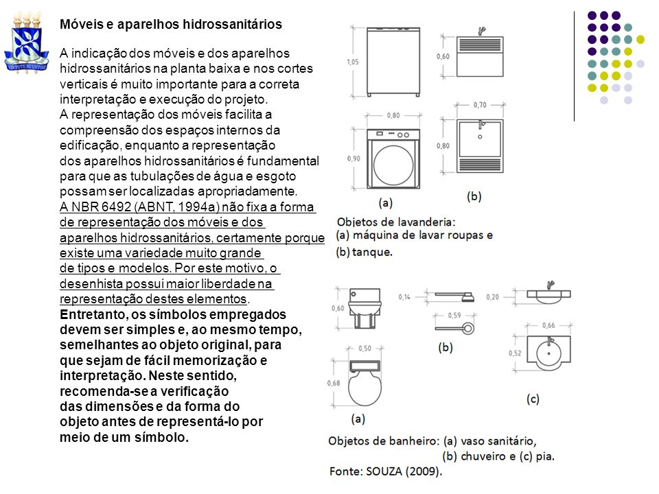 Móveis e aparelhos hidrossanitários