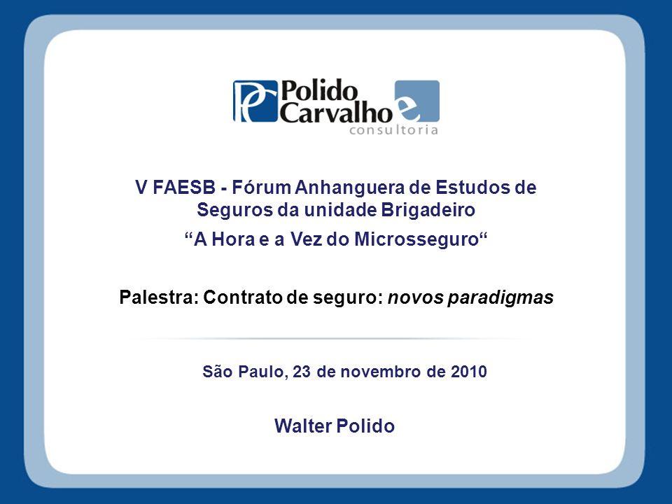 V FAESB - Fórum Anhanguera de Estudos de Seguros da unidade Brigadeiro