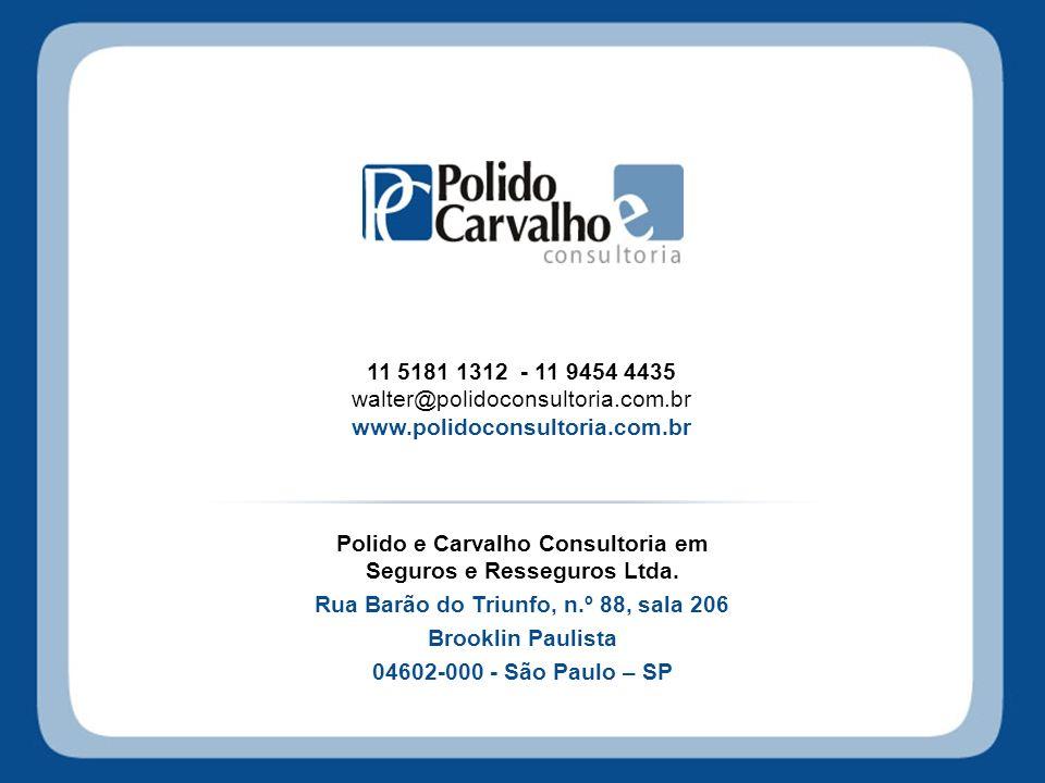 Polido e Carvalho Consultoria em Seguros e Resseguros Ltda.