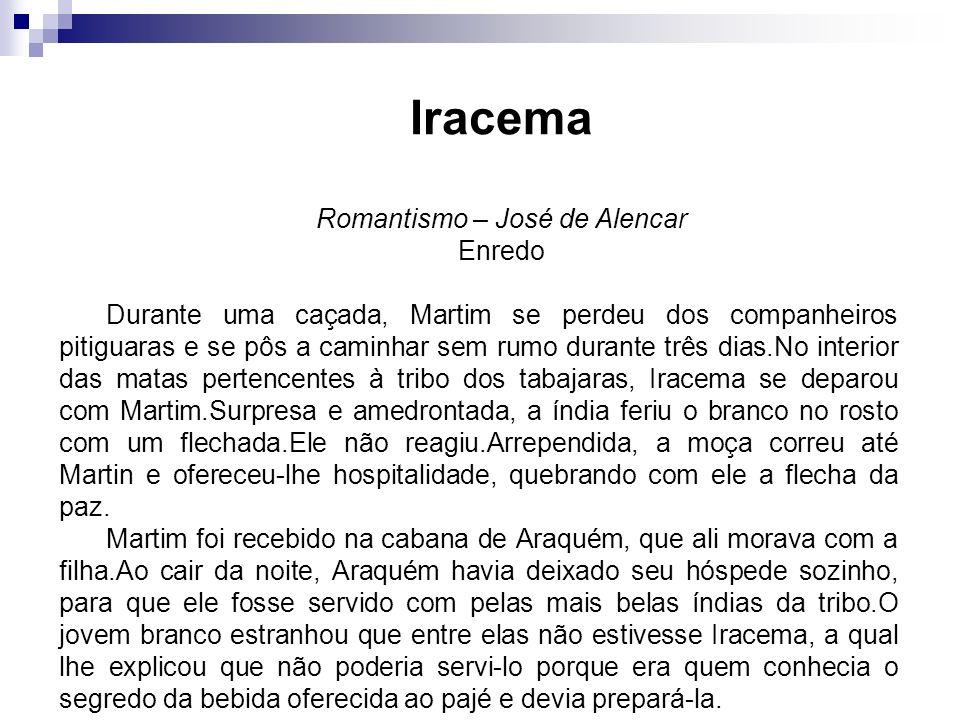 Romantismo – José de Alencar