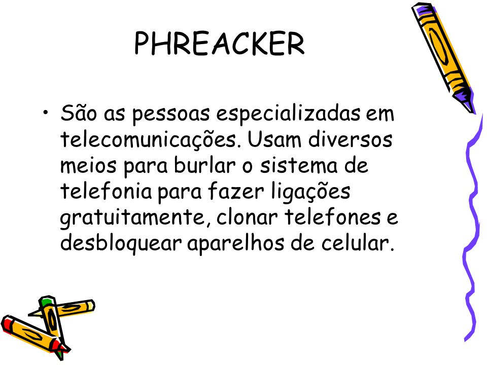 PHREACKER