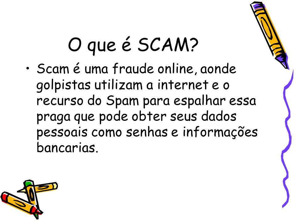 O que é SCAM