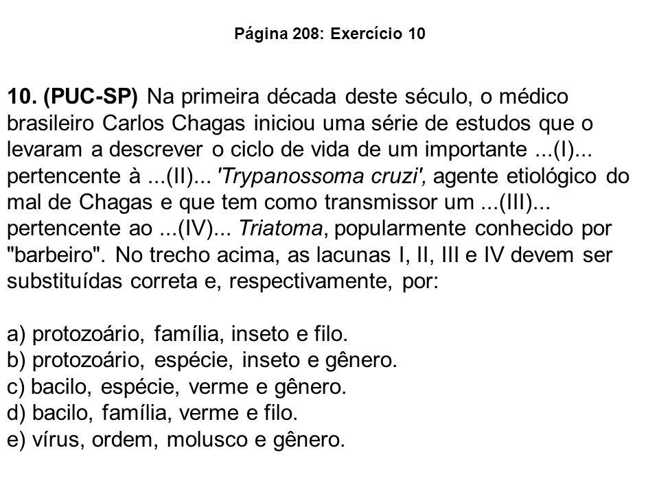 Página 208: Exercício 10