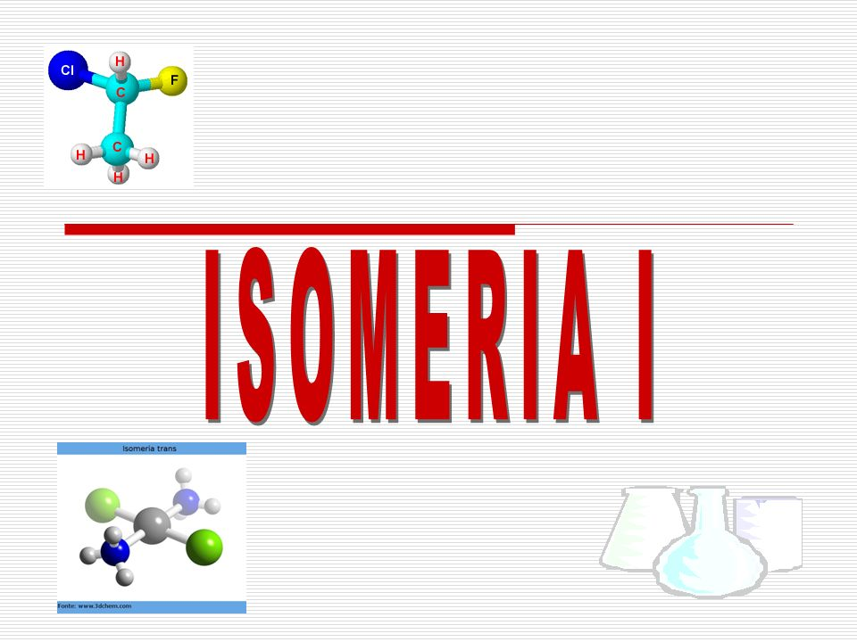 ISOMERIA I