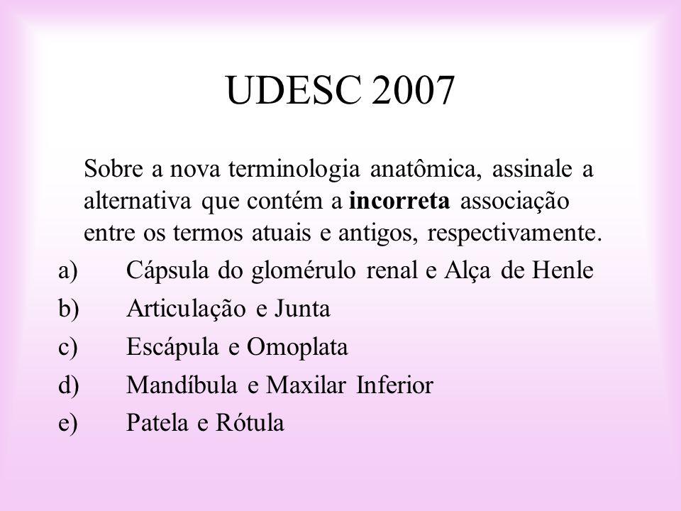 UDESC 2007