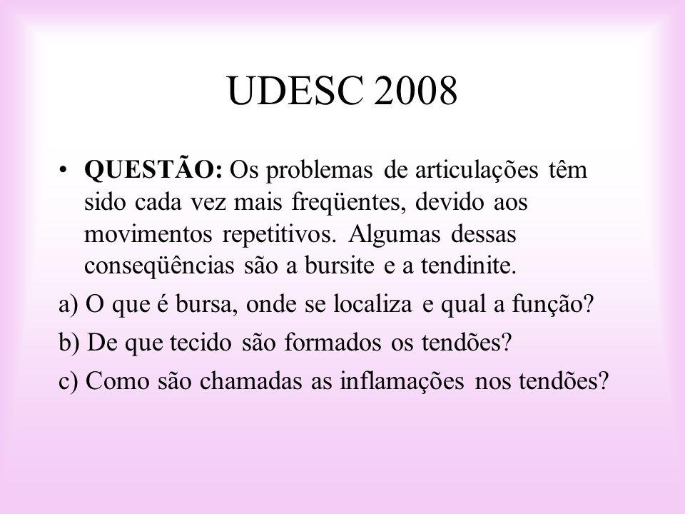 UDESC 2008