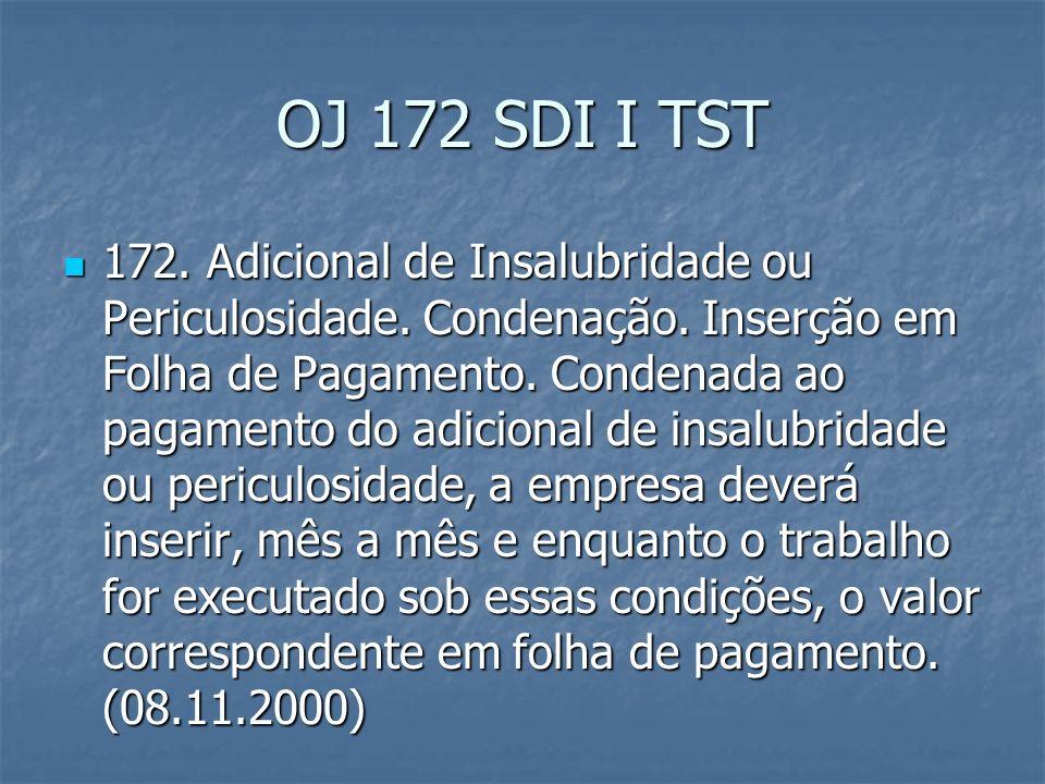 OJ 172 SDI I TST