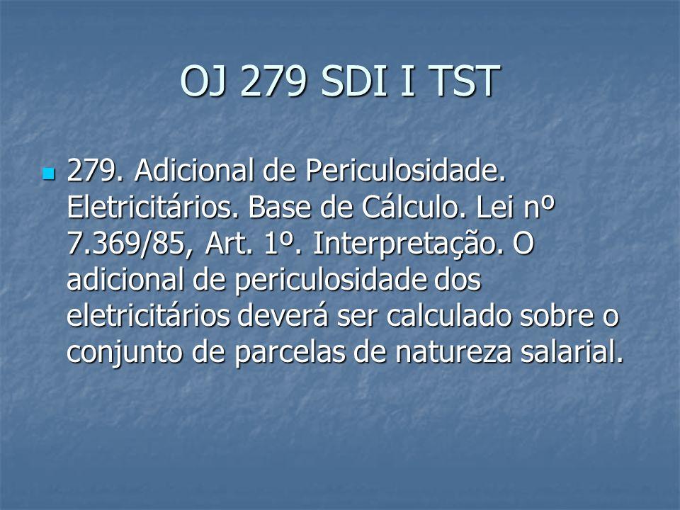 OJ 279 SDI I TST