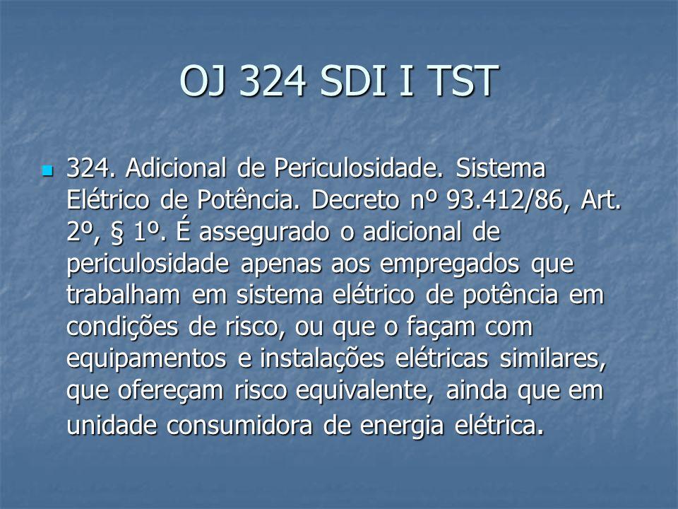 OJ 324 SDI I TST