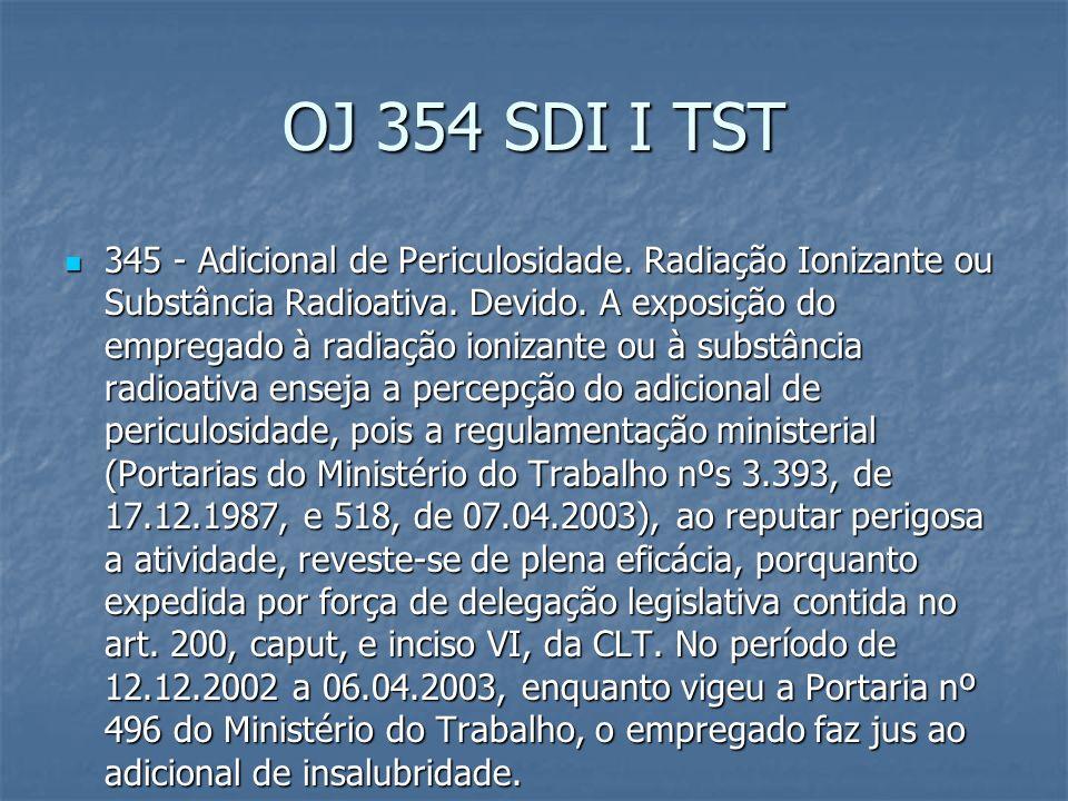 OJ 354 SDI I TST