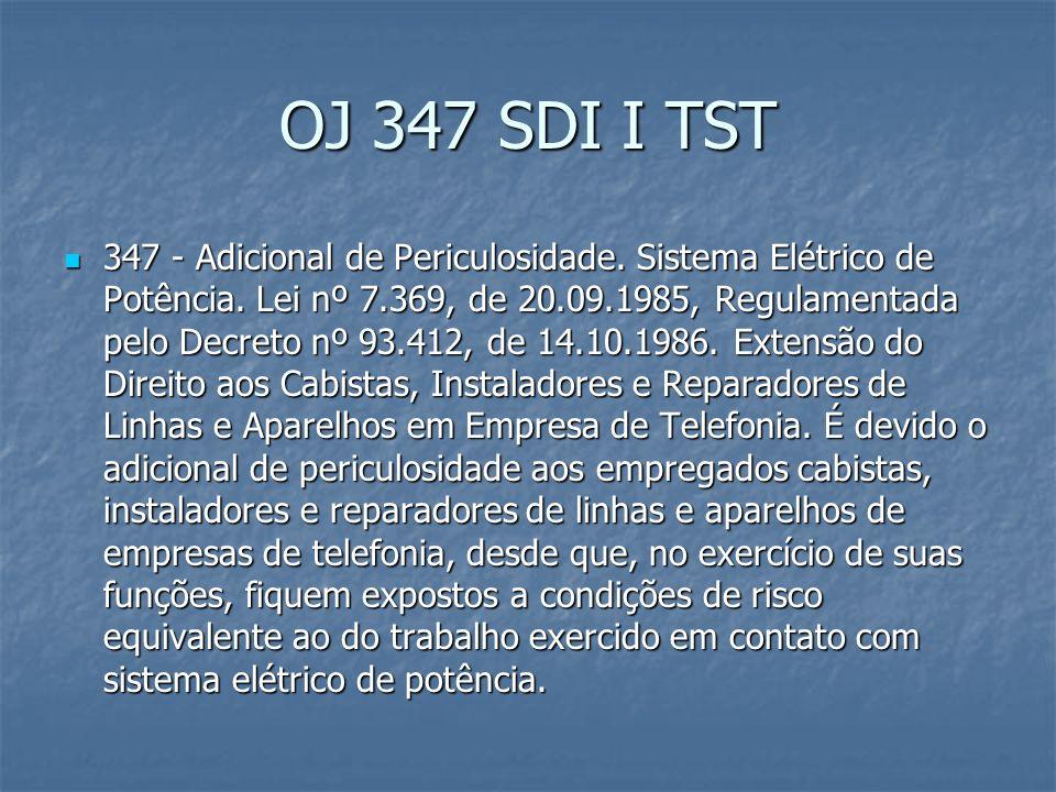 OJ 347 SDI I TST
