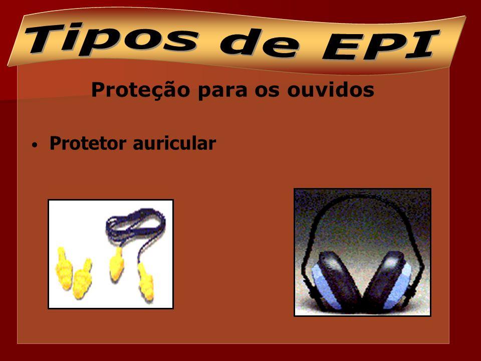 Proteção para os ouvidos