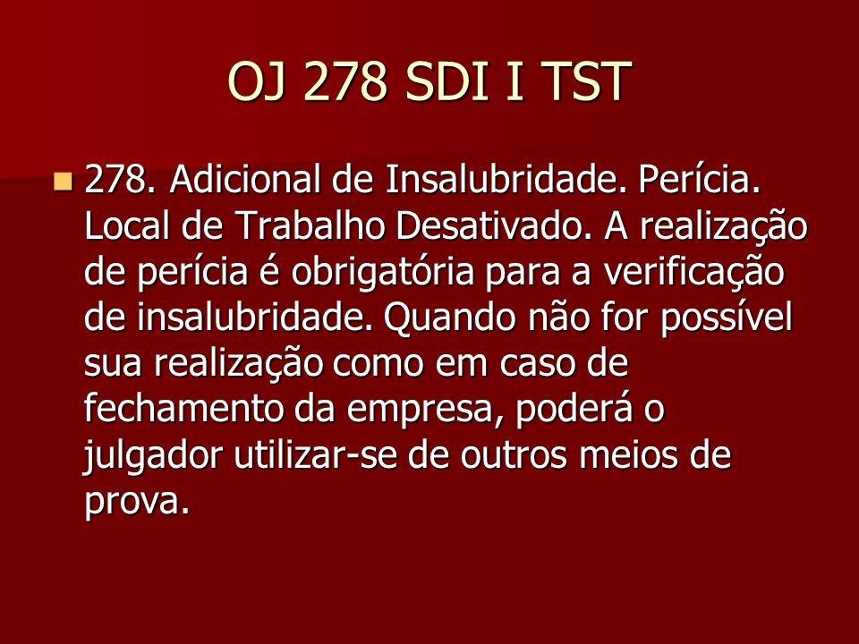 OJ 278 SDI I TST