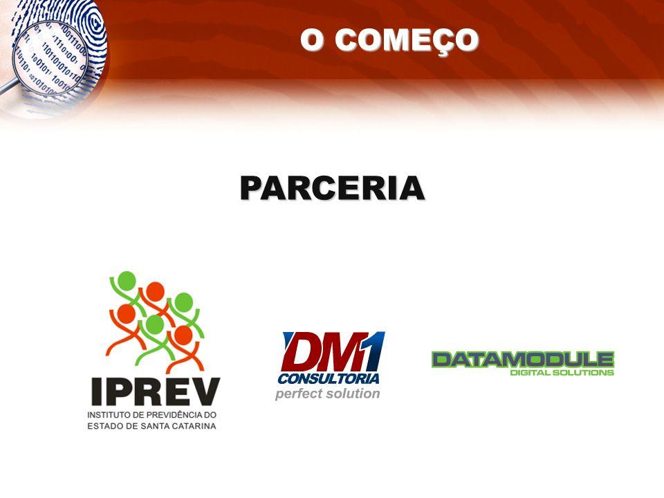 O COMEÇO PARCERIA